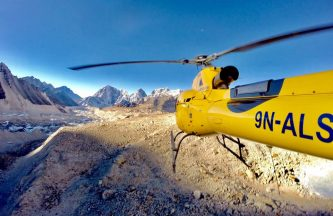 Everest Base Camp Heli Trek
