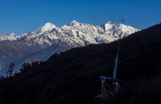 Manaslu Base camp Trek