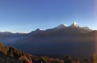 Poon Hill with Annapurna Base camp Trek