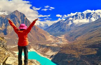 How much does it cost for Manaslu base camp trek