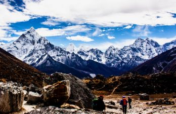Everest Base Camp Horse Riding Trek