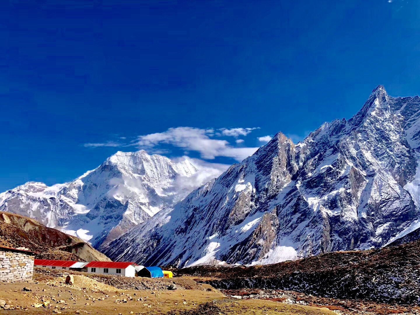 Manaslu Circuit Trek in September