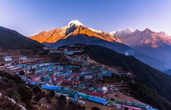 Why Namche Bazar is the gateway to Mt. Everest