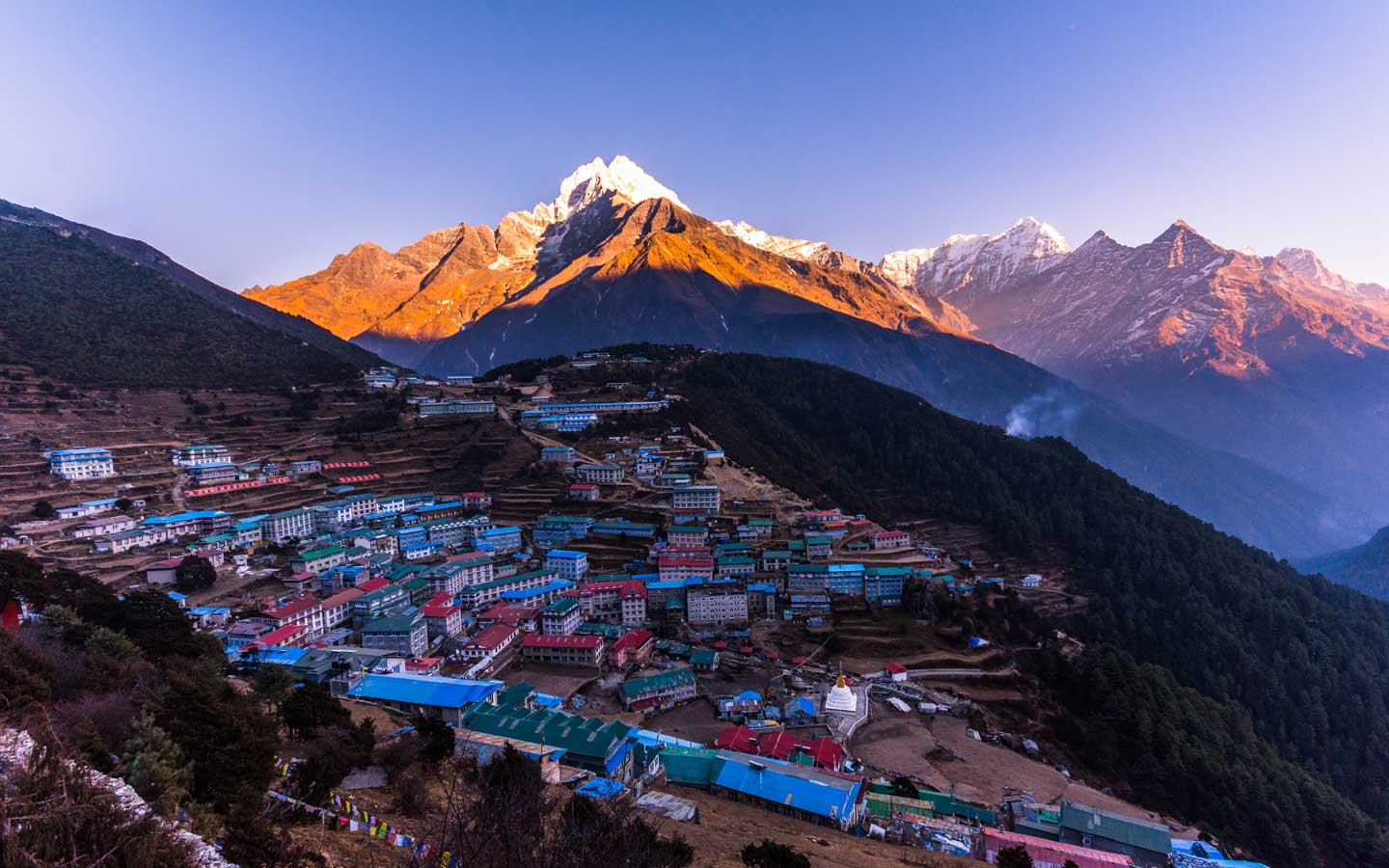 Why Namche Bazar is the gateway to Mt. Everest – things to do in Namche
